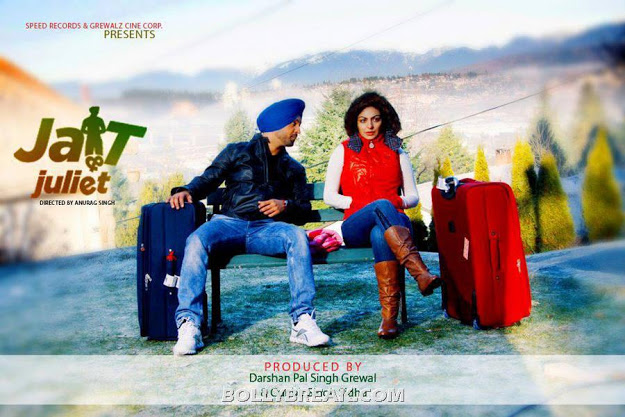 bollybreak_com_Jatt-and-Juliet-featuring-neeru-bajwa-and-diljit-d-Jatt-and-Juliet-Movie-Posters