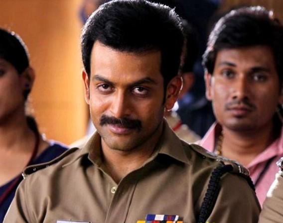 Prithviraj Mumbai Police Movie Photo