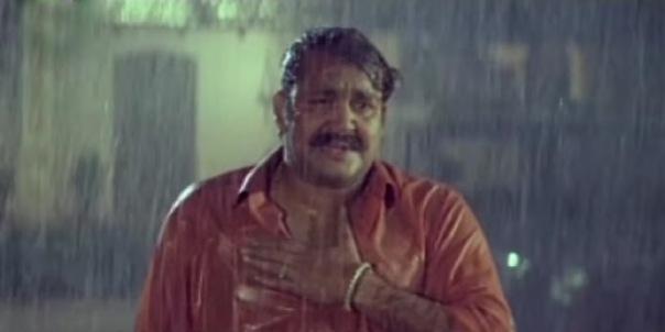 Devasuram Movie Stills-Mohanlal-Revathi-Classic Malayalam Movies